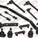 Steering Kit for Blazer S10 S15 Jimmy Sonoma 2WD Center Link Tie Rods Ball Joint