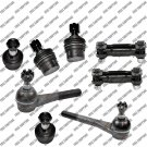 New Front End Steering Tie Rods Ball Joints Adjusnting Link For Chevy K5 Blazer