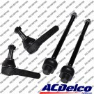 New Outer Inner Set Front Steering Tie Rod End ACDelco For 2WD Gmc Sierra 1500