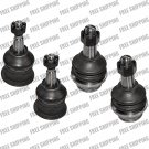 New Set Upper, Lower Ball Joint 00-01-02-03-04-05-06 Sierra 1500 4WD & Yukon