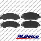 Disc Brake Pad-Ceramic Front ACDelco Advantage 14D1367CH