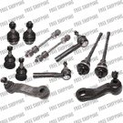 12 PCS SUSPENSION KIT FOR 4WD GMC SIERRA 1500 WITH ONE YEAR WARRANTY!