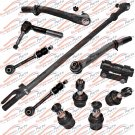 07-05 Ford F250/F350 Super Duty 4WD Steering Kit Tie Rod End Ball Joint Sway Bar