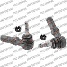 2 Outer Tie Rods Steering Chassis Part Kit For Buick Lesabre; Cadillac Deville