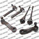 Steering Kit Tie Rods Pitman with 3 Splines For Silverado Sierra YUKON H2