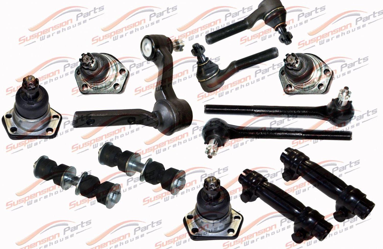 4x4 Chevy S10 Pick up Blazer GMC Sonoma  Jimmy Bravada Truck Parts Suspension