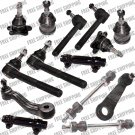 New Front Tie Rod Linkages/Ball Joints For Chevrolte/Gmc C2500 Suburban/C3500