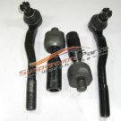 2 OUTER TIE ROD ENDS 2008-2012 HONDA ACCORD