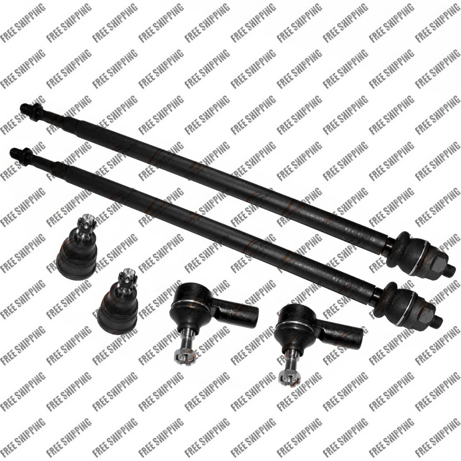 New Front Steering Tie Rod End Ball  Joint Suspension Part fits 02-06 Honda CR-V
