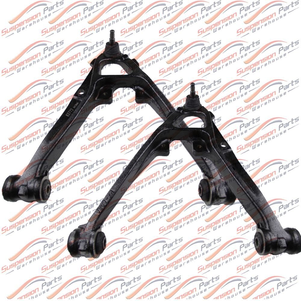 (2) New Lower Control Arm Set For Chevy Silverado 1500, Avalanche, Gmc Yukon XL
