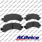 Disc Brake Pad-Ceramic Rear ACDelco Advantage 14D974ACH