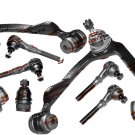 New 8pcs  Front Suspension Kit 4WD control arm tie rod End For Ford Expedition