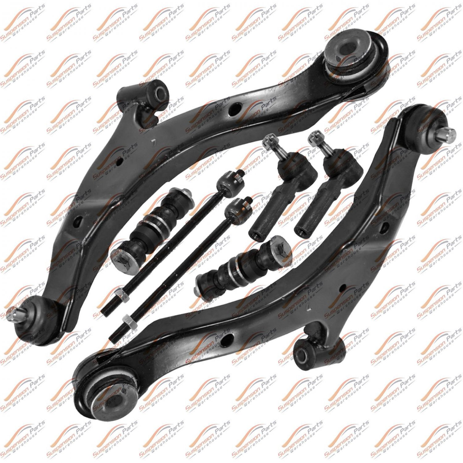 Control Arm and Ball Joint Assembly - Suspension Kit Chrysler PT Crusier 01-10