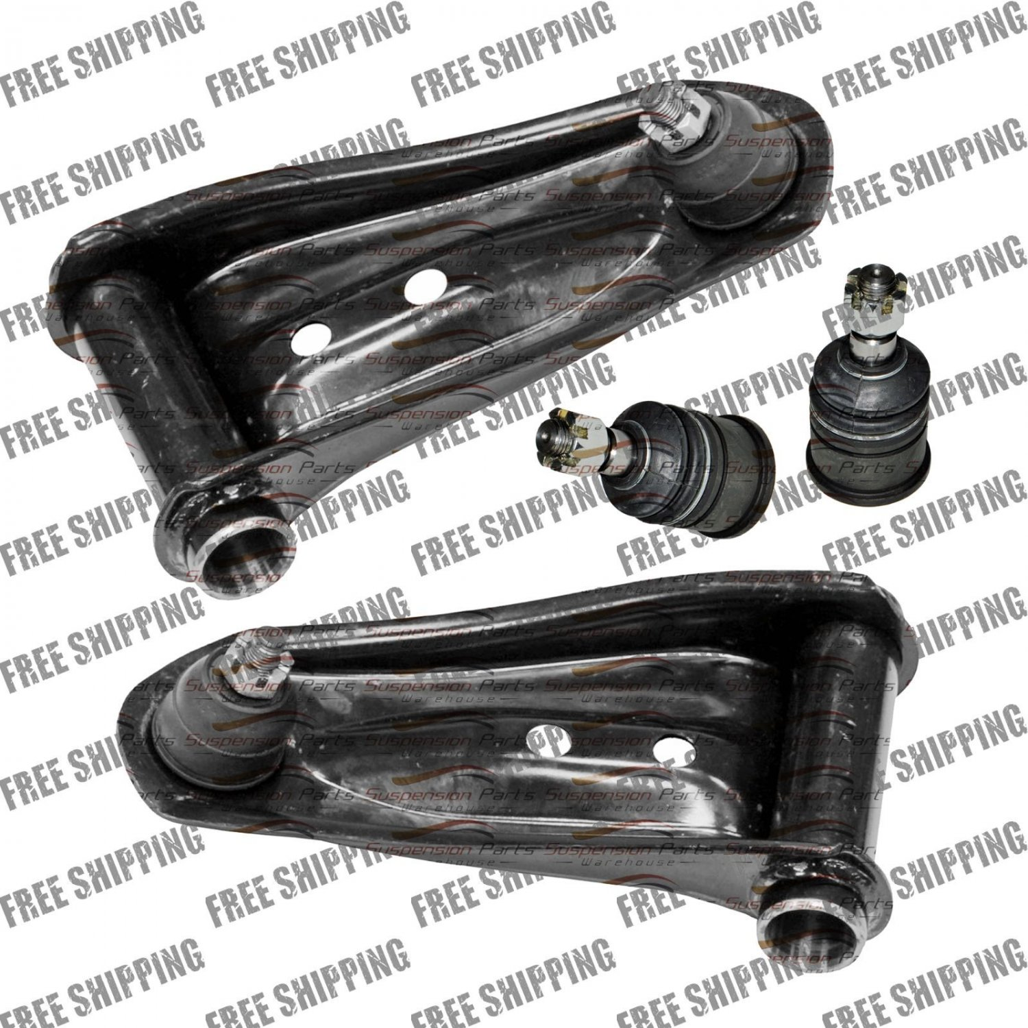 New Upper Suspension Control Arm With Lower Ball Joint For Honda Accord 89-86