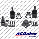 Front New ACdelco Suspension Ball Joint Upper Lower Set For 4WD Dodge Durango