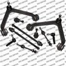 New Suspension Kit Upper Arms For 2WD Dodge Ram 1500 Tie Rod End Sway Bar Link