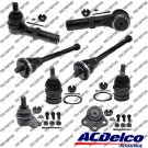Front End Steering Kit ACDELCO Tie Rod Ends Ball Joints For 4WD Dodge Durango