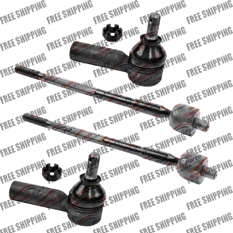 Front Steering Kit Tie Rod End New Set Parts For Toyota Rav4 Chevrolet Prizm Geo