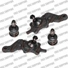 New Front Suspension Parts 2x Upper/2x Lower Ball Joints 4Runner/Sequoia/Tundra