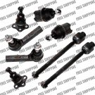 Front New Steering Rebuild Kit 4WD Dodge Dakota Ball Joints Kit  Dodge Durango