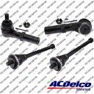 New Repair Kit ACdelco Steering Tie Rod End Inner Outer For 4WD Dodge Dakota