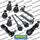 MOOG Steering Pitman Arm Idler Bracket Ball Joints For GMC Sierra Truck HD