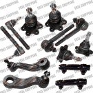 New Tie Rod End, Ball Joint (Bolt on Type) For 99-93 Chevy Truck Serie-K 4WD