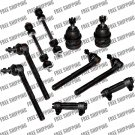 Front Suspension Sway Bar, Lower Ball Joint, Tie Rods For RWD GMC Jimmy/Sonoma