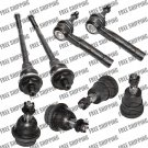 New Steering Kit Tie Rods Ball Joint For Gmc Sierra 2500 HD and Yukon XL 2500