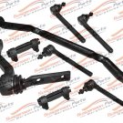 Steering Trucks Parts Chevy S10 Blazer GMC Jimmy Sonoma 2WD 83-95 Tie Rod End