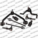 Ford Explorer Ranger Mercury Mountaineer Front Suspension Kit Upper Arm Tie Rods