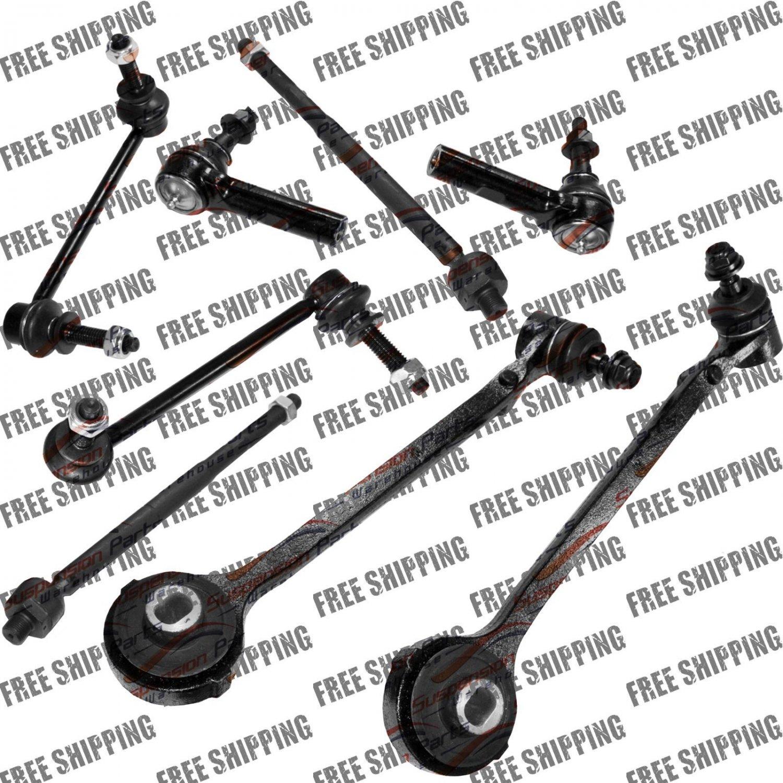 Suspension Tension Rod Control Arm Tie Rods For RWD Dodge Magnum, Chrysler 300