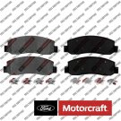 Disc Brake Pad-Standard Premium Integrally Molded Front Motorcraft BR-1069