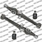 New Suspension Kit Control Arm Front Lower Ball Joint Set For Honda Accord