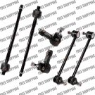 New Steering Tie Rod End + Sway Bar Link Suspension Fits Focus LX,SE,ZTS,ZX3,ZX5