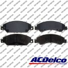 14D1092CH ACDelco Advantage Brake Pad-Ceramic Front For GM Cadillac Chevy Gmc
