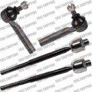 New Steering Kit Part Tie Rods Front Inner,Outer For Lexus GX470, Toyota 4Runner