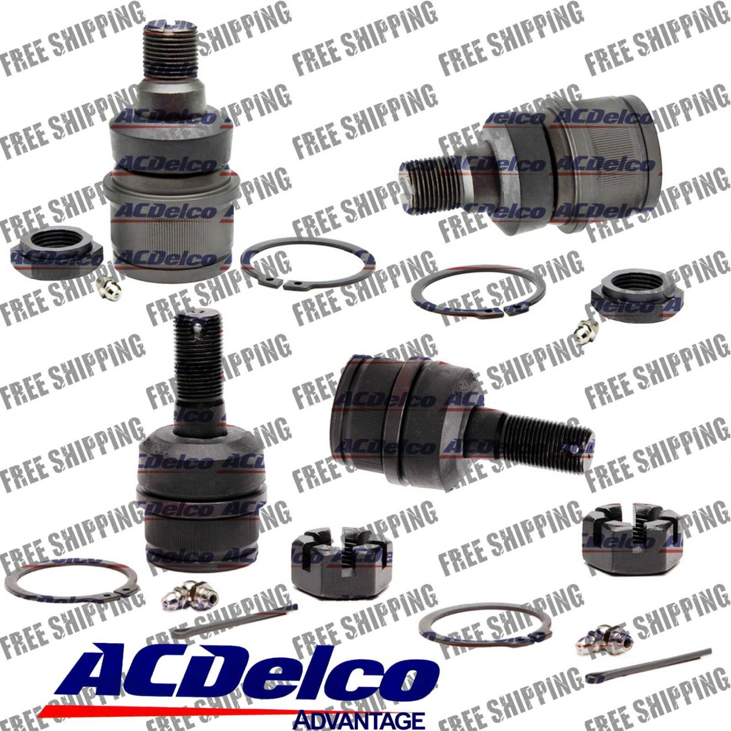 46D2181A-46D0048A Ford Super Duty-Dodge RAM Truck Suspension Parts Ball Joint