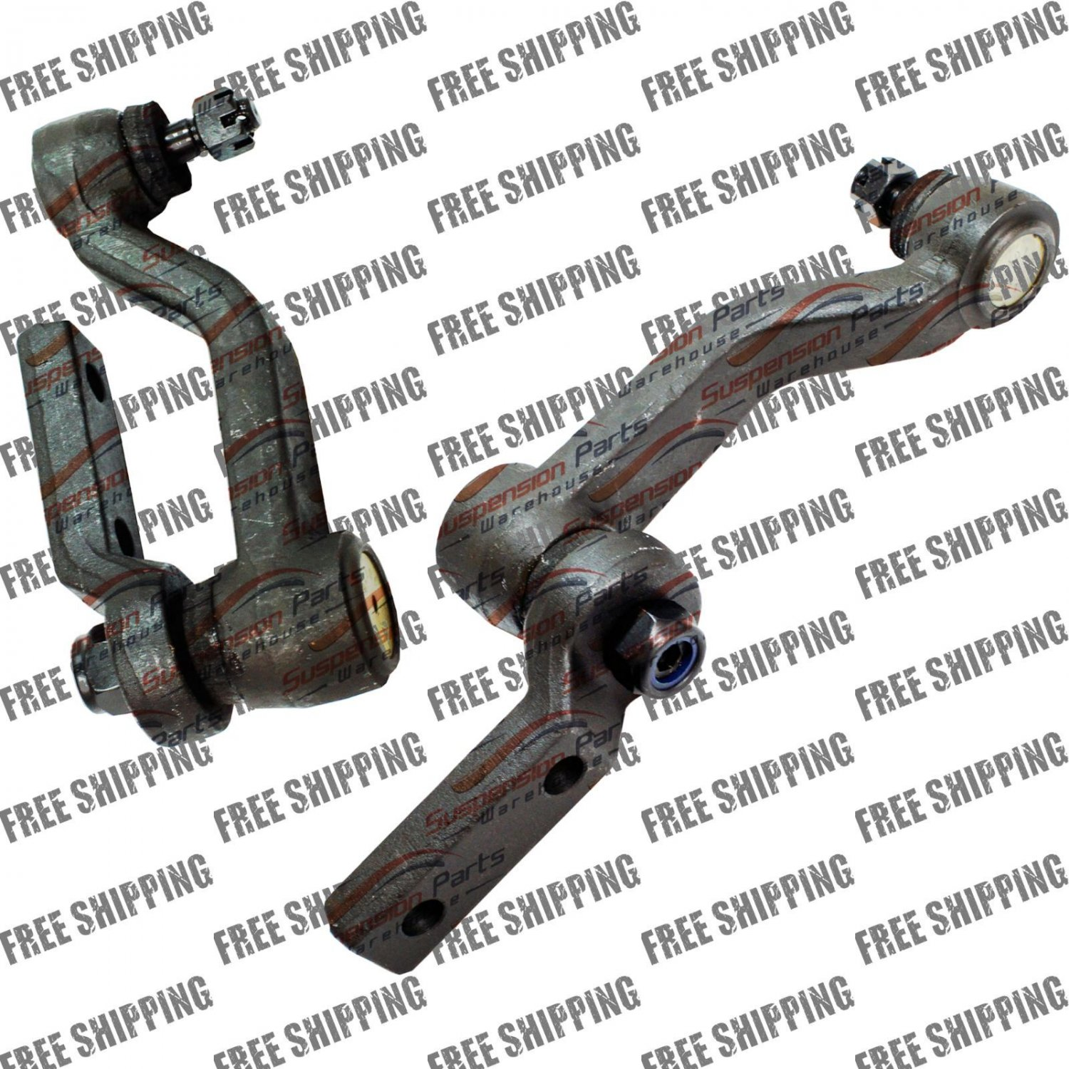 Brand New Steering Front Idler Arm Set For AWD Chevrolet Astro / Gmc Safari