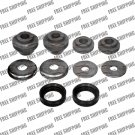 Radius Arm Bushing Kit Chassis Front Fits 89-65 Ford F100,F150,F250,F350,Bronco