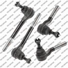 New 4WD Steering Kit Tie Rod End For Chevrolet Blazer S10 Gmc Jimmy S15 Sonoma