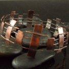 Picket Fence Copper Bangle
