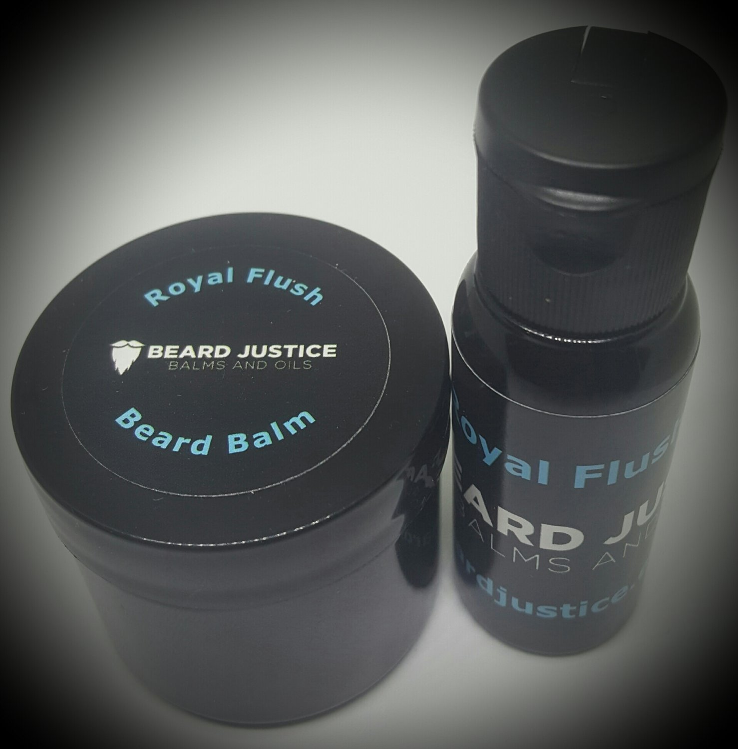 Royal Flush Beard Balm and Oil