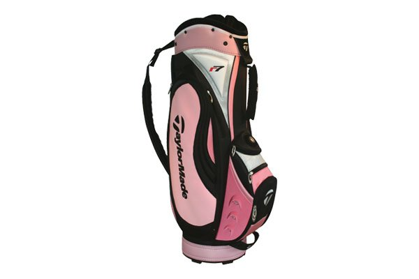 Ladies Taylor Made R7 cart bag