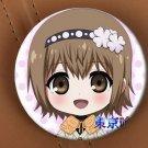 Free Shipping Tokyo Ghoul Fueguchi Hinami Anime Brooch Pins Badge Broches