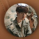 Korea POP GOT7 YuGyeom Brooch Pins Badge Broches For Clothes Backpacks