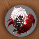 2 piece Anime Tokyo Ghoul Brooch Pins Pins Badge Accessories For Clothes Backpack Decoration