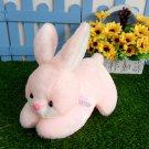 Cute Pink Rabbit Baby Plush Toy Soft Ballet Bunny Rabbit Doll Kids Comfort Doll