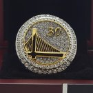 2015 Golden State Warriors National Basketball Championship Ring 10 and 11S Curry Name
