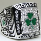 2008 Boston Celtics National Bakstball Championship Ring 10 Size